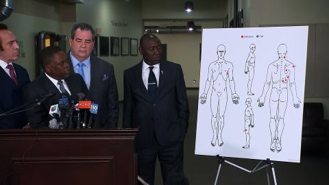 clark autopsy results