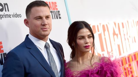 Channing Tatum and Jenna Dewan Tatum announced they are separating after nine years of marriage.