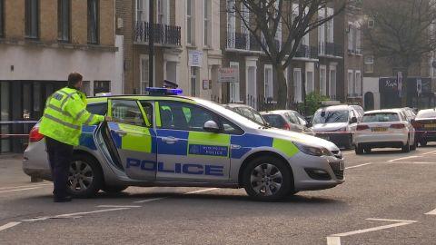 London murder rates