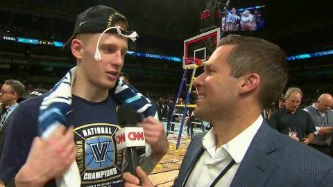 villanova basketball players divencenzo brunson react to 2018 national championship_00001307.jpg