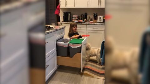 Little girl DMX video