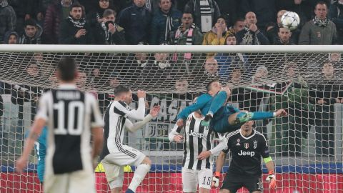 Ronaldo joined Juve for a reported $117 million transfer fee. Last season, the Portuguese star scored a stunning bicycle kick against Juve in Turin, which was widely viewed as one of world's greatest ever Champions League goals.