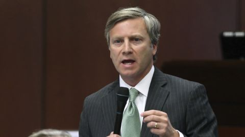 FILE - In this June 3, 2013 file photo, Nevada Sen. Greg Brower, R-Reno, speaks during Senate floor debate on the final day of the 77th Legislative session at the Legislative Building in Carson City, Nev. Brower is currently the FBI's top liaison with Congress during its investigation in Russian election meddling.(AP Photo/Cathleen Allison)