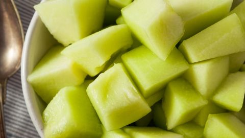 Half of honeydew melons tested negative for pesticides, while no more than four pesticides were found on any of the honeydew samples. And so, honeydew melon slips into position 11 on the clean list.