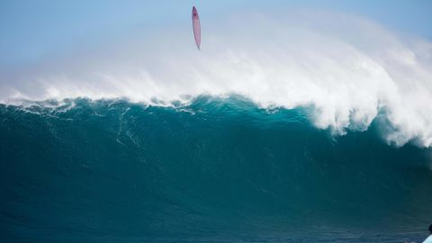 """Even some of the most seasoned surfers get swallowed up by '""""Jaws."""""""