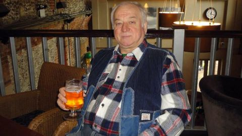 Former Russian double agent Sergei Skripal and his daughter Yulia were poisoned in the English city of Salisbury in March 2018. Both survived the attack.