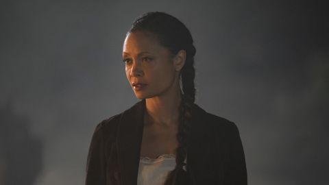 Thandie Newton in 'Westworld'