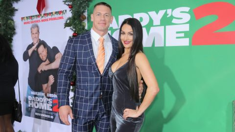 """John Cena and Nikki Bella ended their engagement in April after six years together. The WWE stars had <a href=""""http://people.com/tv/nikki-bella-devastated-over-john-cena-split/"""" target=""""_blank"""" target=""""_blank"""">reportedly been set to wed May 5 in Mexico. </a>"""