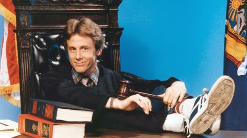 """<a href=""""https://www.cnn.com/2018/04/16/us/harry-anderson-death/index.html"""">Harry Anderson</a>, best known for playing Judge Harry Stone on TV's """"Night Court,"""" was found dead inside his home in Asheville, North Carolina, on April 16, according to police. He was 65."""