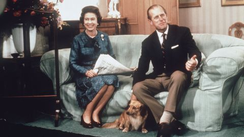 """The royal couple have also owned """"dorgies"""" -- a cross between a dachshund and a corgi."""