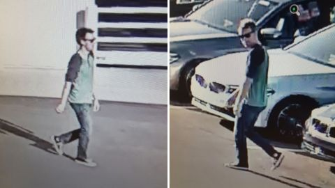 Brentwood, Tennessee, police released video from an investigation of a car stolen in Nashville.
