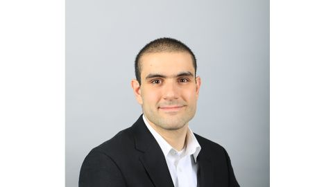 Alek Minassian, as seen in his LinkedIn profile photo.