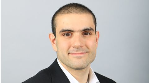 Alek Minassian is seen in his Linkedin profile photo.
