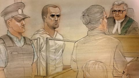 Alek Minassian is charged with a total of 23 counts for Monday's van plowing attack.