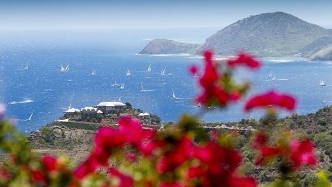 In Antigua, the annual Antigua Sailing Week is big business, bringing in an estimated $4 million to the local economy.