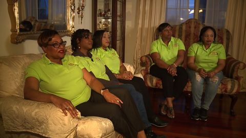 Police were called on these five woman for golfing too slow at Grandview Golf Course  in Pennsylvania.
