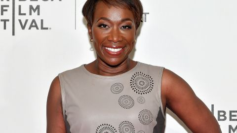 """NEW YORK, NY - APRIL 20:  Moderator Joy Reid attends the """"Rest In Power: The Trayvon Martin Story"""" premiere during the 2018 Tribeca Film Festival at BMCC Tribeca PAC on April 20, 2018 in New York City.  (Photo by Dia Dipasupil/Getty Images for Tribeca Film Festival)"""