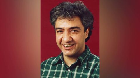 Imperial College London professor Abbas Edalat was held in Iran for eight months on security charges.