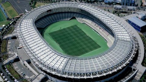 <strong>What: </strong>Tokyo Stadium<br /><strong>Capacity:</strong> 49,970<br /><strong>Where:</strong> Tokyo Metropolitan<br /><strong>Matches: </strong>Japan vs Romania; France vs Argentina; Australia vs Wales; England v Argentina; New Zealand vs Namibia; Quarterfinals 2 & 4; Bronze final