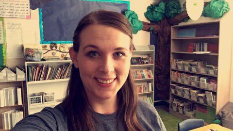 Amanda Garner has been a teacher in Colorado for six years.