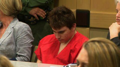 Parkland school shooter Nikolas Cruz appeared in court on Friday, April 27, 2018.