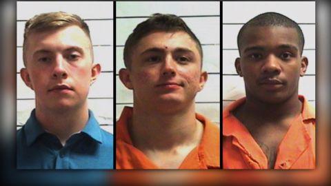 US Marines accused