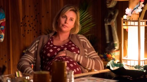Charlize Theron in 'Tully'
