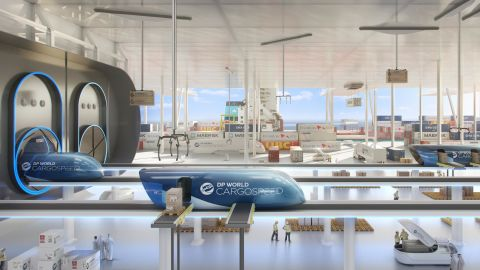 DP World Cargospeed, a collaboration between Virgin Hyperloop One and supply chain firm DP World, was recently announced in Dubai. Utilizing magnetic levitation technology, it hopes to move freight -- and people -- at over 600 mph, reducing delivery times and cutting the cost of goods transportation.<br /><br /><strong><em>Scroll through the gallery to discover more about the transport revolution sweeping Dubai.</em></strong>