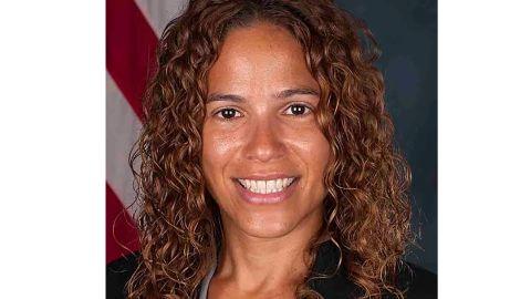 Dr. Jennifer Pena is seen in her Linkedin profile photo.