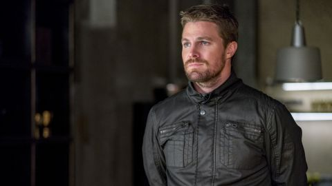 """Oliver Queen is a fictional character in """"Arrow"""" who has a popular name: No. 9 in the United States in 2017, in fact. The fictional Oliver is played by Stephen Amell."""