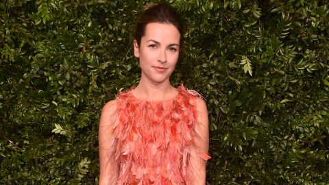 """The name Amelia, No. 8 in 2017, was a new addition to the top 10. Amelia Warner has appeared in """"Quills"""" and """"Aeon Flux"""" and performs music as Slow Moving Millie."""