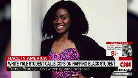 Black student naps, white student calls cops_00032103.jpg