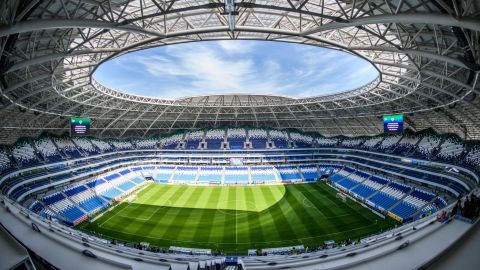 <strong>Samara Arena World Cup schedule:</strong> Group stage, last 16, quarterfinals<br /><strong>Legacy</strong>: The 44,918-capacity stadium will be known as Cosmos Arena, hosting Russian second-tier side FC Krylia Sovetov Samara.