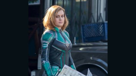"""Brie Larson is set to star as Carol Danvers / Captain Marvel in the forthcoming """"Captain Marvel"""" film due in theaters in 2019. She will join a group of kick ass women in superhero and sci-fi films which include...."""