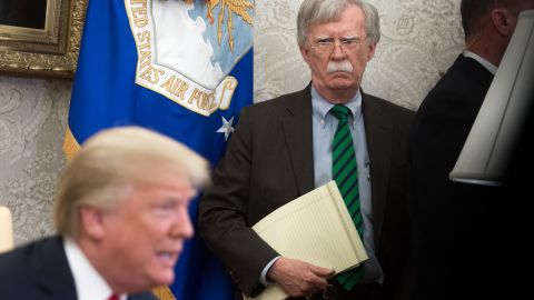 President Trump continues to have broad faith in John Bolton, people familiar with the matter say.