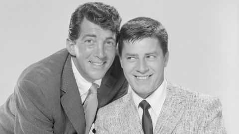 """""""There's never been an act as convulsive, unpredictable and frighteningly funny as Dean Martin and Jerry Lewis,"""" said film critic and historian Leonard Maltin. """"You didn't know what they were going to do next."""" The duo gained fame in the 1940s and parted ways in the 1950s. """"Egos get pulled into this kind of a thing,"""" Lewis said in 1965. """"We loved one another ... we just didn't like working together anymore."""""""