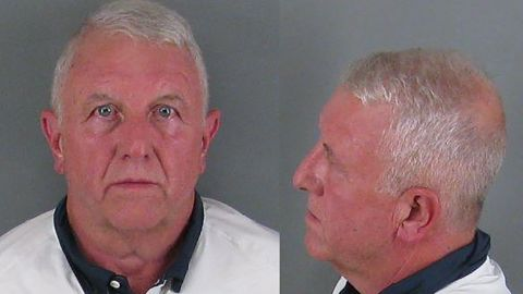 Roger Self faces two murder charges for allegedly intentionally crashing his vehicle into a restaurant.