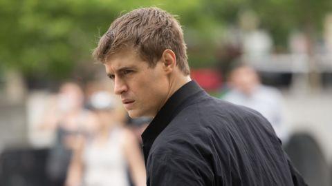 Max Irons in 'Condor'