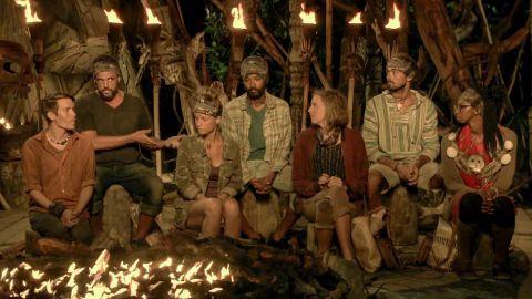 The season finale of 'Survivor' was full of surprises.
