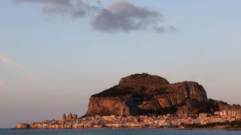 <strong>Cefalu, Sicily:</strong> The mountain of La Rocca, which rises above Cefalu, is scalable in around an hour (if the going's good). <br />