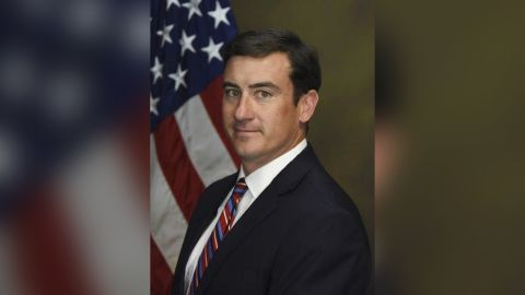 This photo provided by the Justice Department shows Zachary Terwilliger, who Attorney General Jeff Sessions appointed to serve on an interim basis as US Attorney for the Eastern District of Virginia.