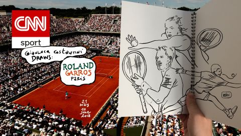 The 2018 French Open will take place from May 21-June 10 on the clay courts of Roland Garros in Paris.