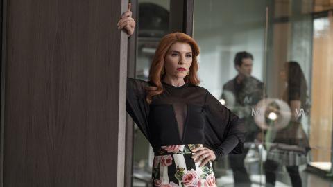 Julianna Margulies as Kitty Montgomery in AMC's 'Dietland.'