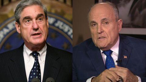 Giuliani Mueller split