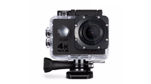 """<strong>ProHT 4K Waterproof Action Cam with Wi-Fi ($99.99, </strong><a href=""""https://www.homedepot.com/p/proHT-4K-Waterproof-2-in-Action-Camera-with-Wi-Fi-in-Black-86303/302957538"""" target=""""_blank"""" target=""""_blank""""><strong>homedepot.com</strong></a><strong>)</strong>"""