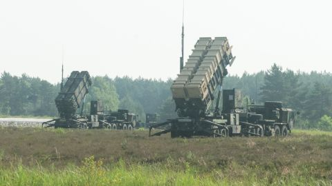 US Army Europe battalion sets up its area of operations in  Poland.