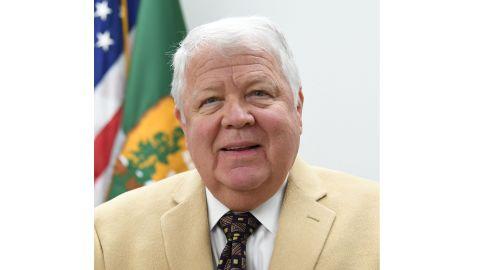 Paul Daniel Smith, National Park Service acting director