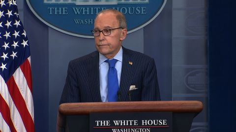 White House Press Briefing on G7 with Larry Kudlow/LIVE