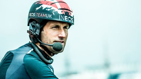 Ainslie, Britain's most successful Olympic sailor, won the America's Cup with Oracle Team USA in 2013 before launching his own Ben Ainslie Racing syndicate to compete in Bermuda last time around.