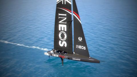 That's because defender Team New Zealand scrapped the multihulls from Bermuda 2017 and opted for an unproven foiling monohull, to be known as an AC75.